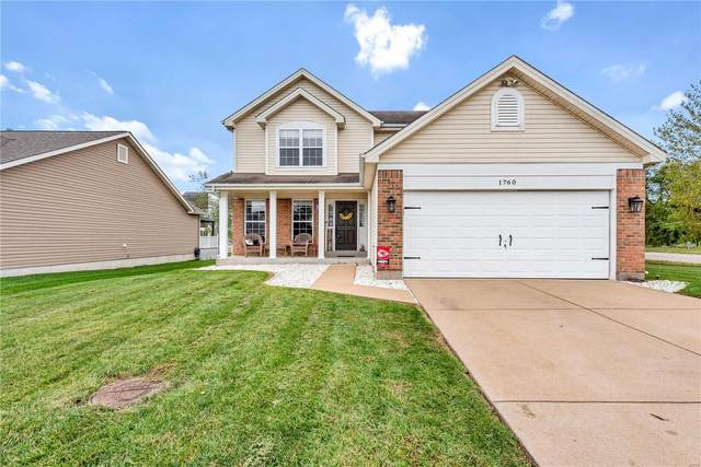 1760 Westlake Circle, Pacific, MO 63069 (#21071390) :: The Becky O'Neill Power Home Selling Team