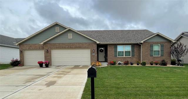 1201 Pisa Drive, Caseyville, IL 62232 (#21071406) :: Mid Rivers Homes