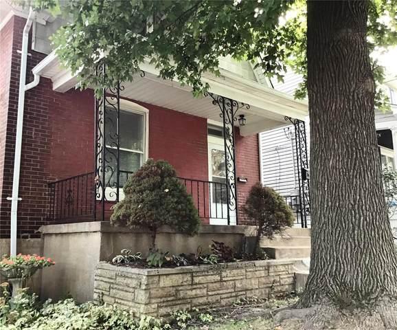 2830 Burgess, St Louis, MO 63143 (#21071441) :: Matt Smith Real Estate Group