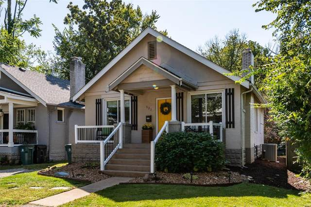 532 Central Place, St Louis, MO 63122 (#21071449) :: Parson Realty Group