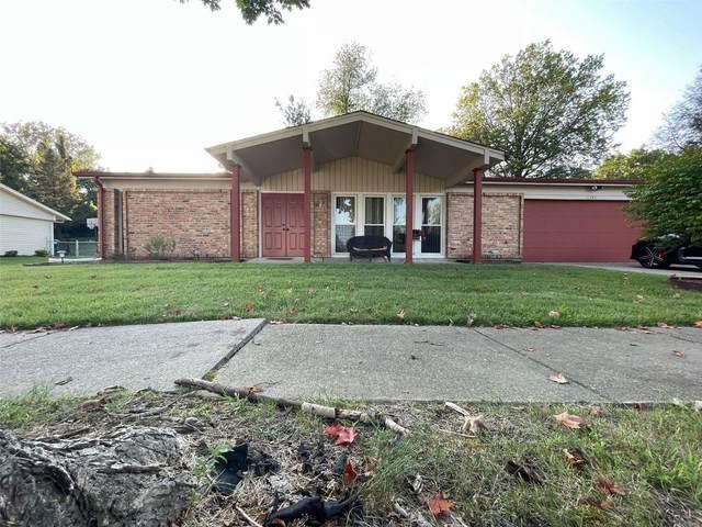 11345 Stonymont Drive, St Louis, MO 63136 (#21071460) :: Matt Smith Real Estate Group
