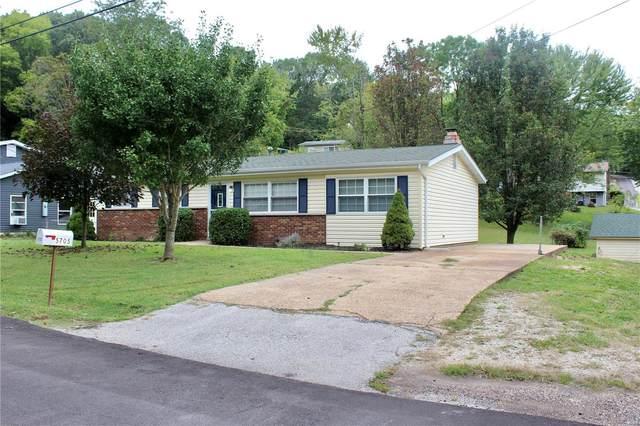 5705 Janet Lane, High Ridge, MO 63049 (#21071482) :: Mid Rivers Homes