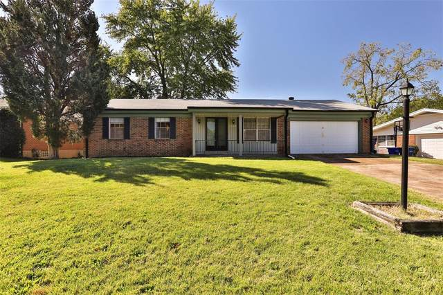 4000 High Aire Drive, St Louis, MO 63125 (#21071491) :: Terry Gannon   Re/Max Results