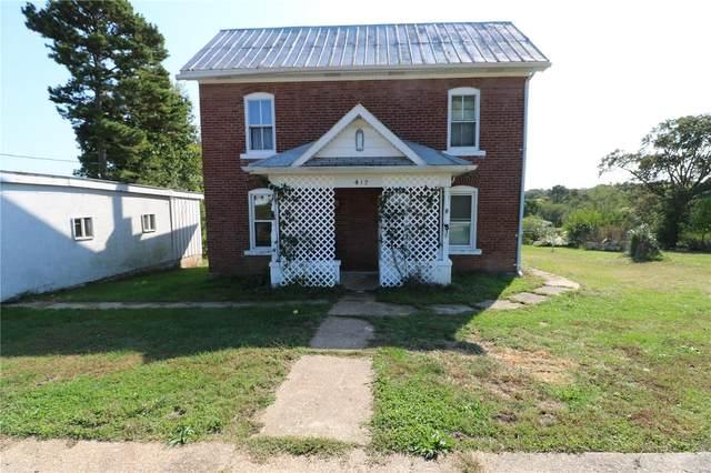 412 Walnut Street, Bourbon, MO 65441 (#21071507) :: Clarity Street Realty