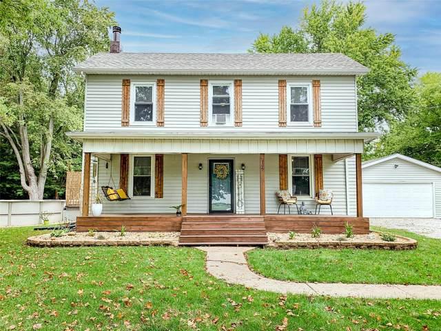 705 E Pleasant Street, BUNKER HILL, IL 62014 (#21071547) :: Fusion Realty, LLC