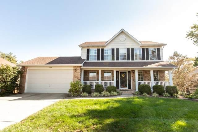 1322 Engle Creek Drive, O'Fallon, IL 62269 (#21071549) :: Fusion Realty, LLC