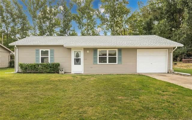 1508 Belleau Lake Drive, O'Fallon, MO 63366 (#21071593) :: Matt Smith Real Estate Group