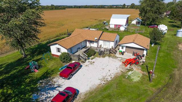 11277 Donnellson Avenue, DONNELLSON, IL 62019 (#21071597) :: Fusion Realty, LLC