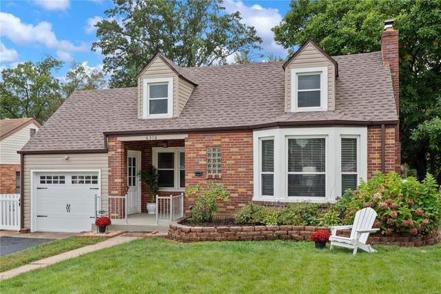 6316 Darlow Drive, St Louis, MO 63123 (#21071606) :: Parson Realty Group
