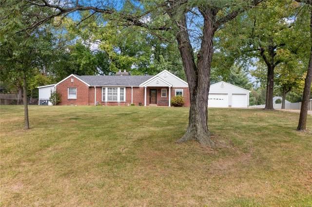 12845 Big Bend Road, St Louis, MO 63122 (#21071624) :: Matt Smith Real Estate Group