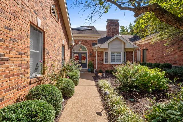 13338 Fairfield Circle Drive, Town and Country, MO 63017 (#21071665) :: Terry Gannon | Re/Max Results