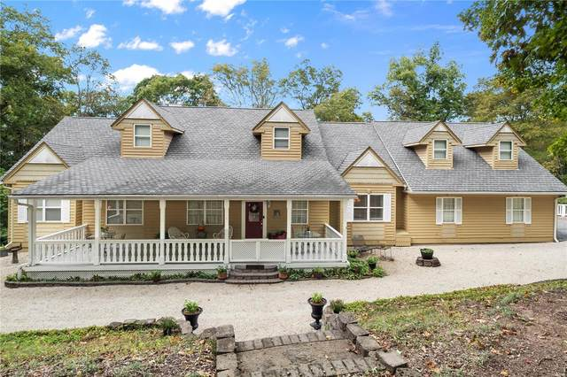 575 Fairfield Valley Road, Saint Albans, MO 63073 (#21071712) :: Parson Realty Group