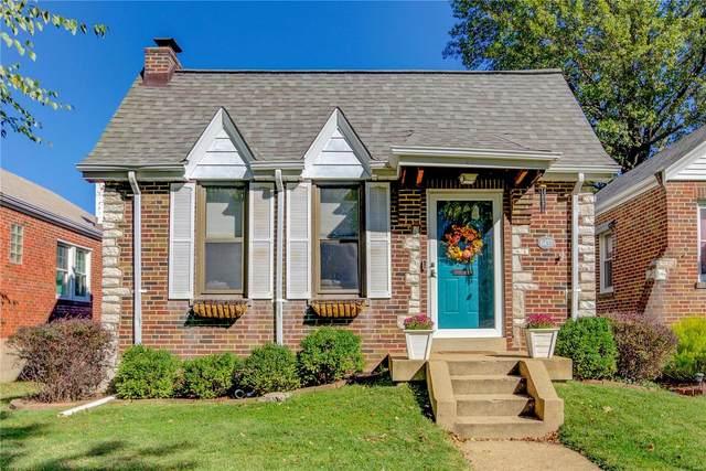 6433 Potomac Street, St Louis, MO 63139 (#21071732) :: Reconnect Real Estate