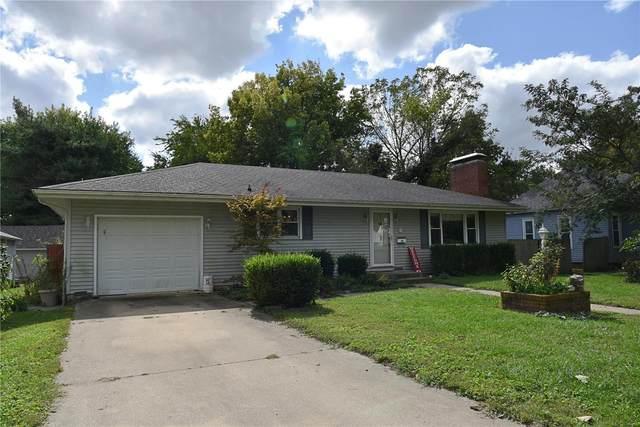 616 E Winter, Greenville, IL 62246 (#21071733) :: Fusion Realty, LLC