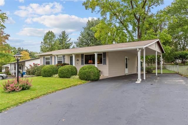 2615 Glenoak Drive, Maryland Heights, MO 63043 (#21071782) :: Parson Realty Group