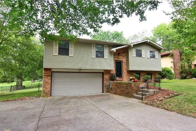 605 N Mount Auburn, Cape Girardeau, MO 63701 (#21071815) :: Matt Smith Real Estate Group