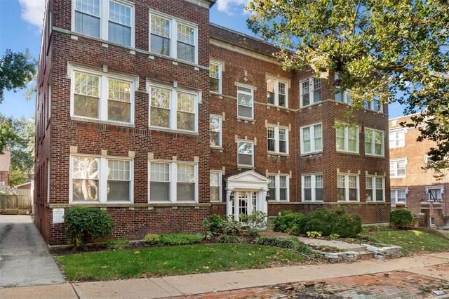 6318 Southwood Avenue 2E, Clayton, MO 63105 (#21071833) :: Matt Smith Real Estate Group