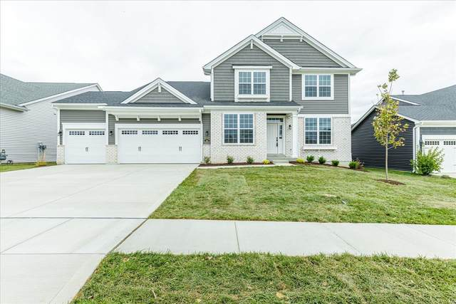 310 Old Forester Drive, Lake St Louis, MO 63367 (#21071850) :: Delhougne Realty Group