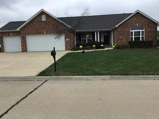 1286 Baybrook Court, Belleville, IL 62221 (#21071862) :: Terry Gannon | Re/Max Results