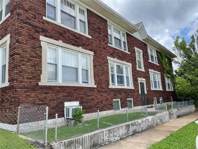 3424 Clara Avenue, St Louis, MO 63120 (#21071866) :: Parson Realty Group