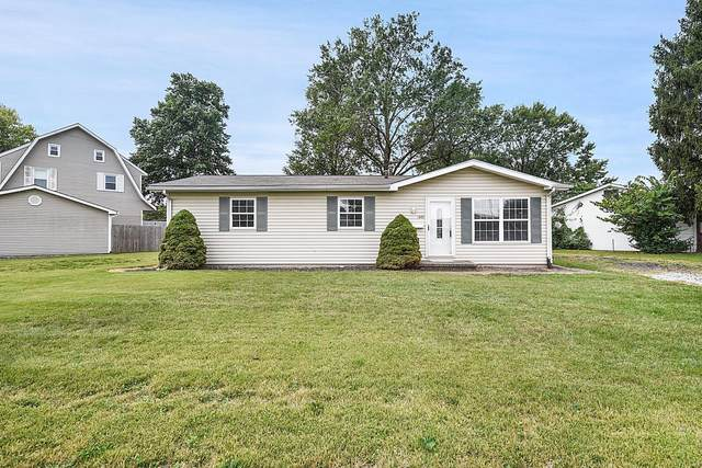 1400 Brushey Grove Avenue, Wood River, IL 62095 (#21071883) :: Fusion Realty, LLC