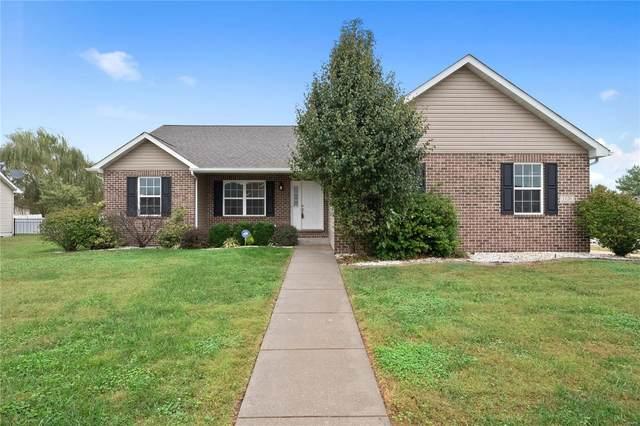 1126 Whimbrel Run, Mascoutah, IL 62258 (#21071886) :: Finest Homes Network