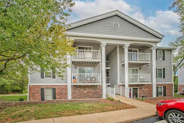 12800 Portulaca Drive I, St Louis, MO 63146 (#21071892) :: Hartmann Realtors Inc.