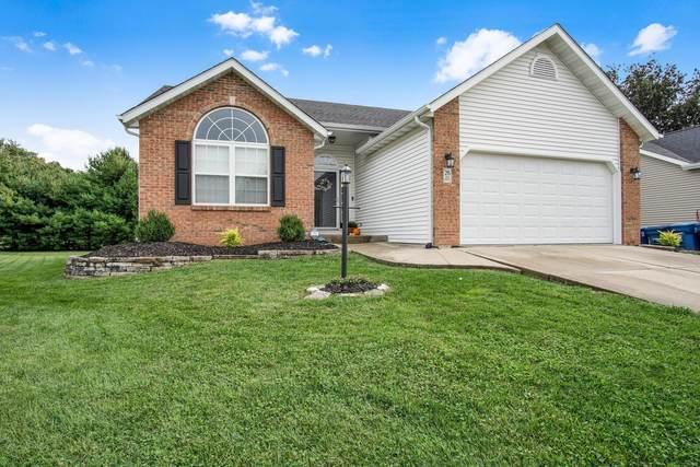 26 Julie Drive, Glen Carbon, IL 62034 (#21071914) :: Finest Homes Network