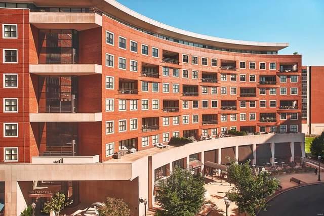 155 Carondelet #805, St Louis, MO 63105 (#21071941) :: Matt Smith Real Estate Group