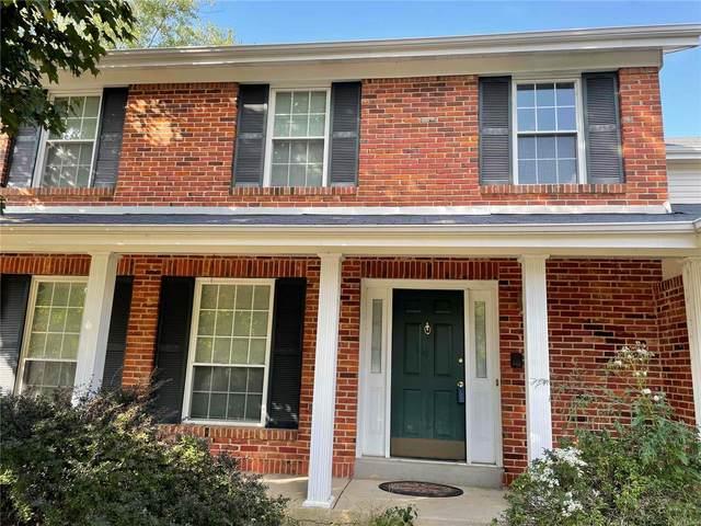 731 Oak Hall Lane, Ballwin, MO 63021 (#21071950) :: The Becky O'Neill Power Home Selling Team