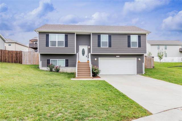 319 Mayfield Court, Union, MO 63084 (#21071965) :: Parson Realty Group