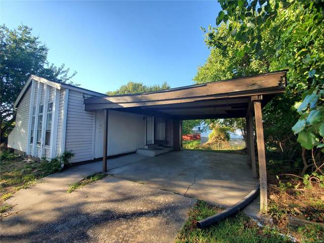 101 Woodcrest Boulevard, O'Fallon, MO 63368 (#21071989) :: Parson Realty Group