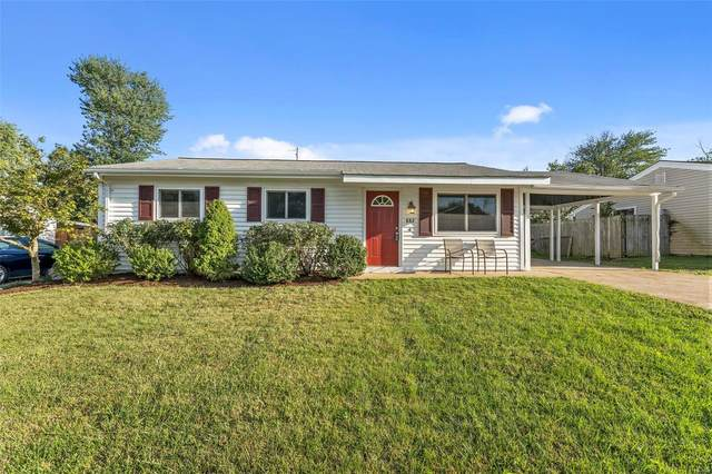 882 Hyde Park Drive, Arnold, MO 63010 (#21072004) :: Finest Homes Network