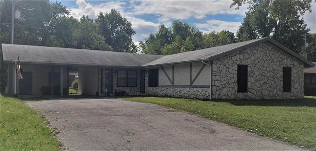 104 Chase Park Drive, Belleville, IL 62226 (#21072032) :: Terry Gannon | Re/Max Results