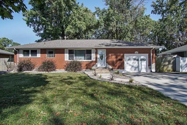 2565 Spalding Avenue, Granite City, IL 62040 (#21072048) :: Parson Realty Group
