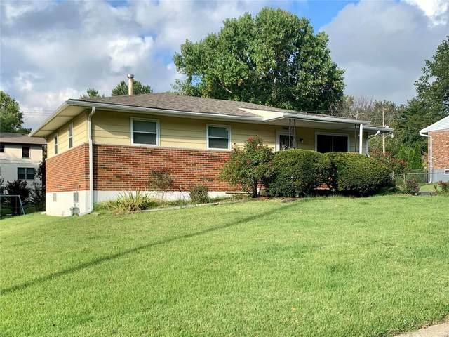 109 Ridgemoor Drive, Glen Carbon, IL 62034 (#21072088) :: Terry Gannon | Re/Max Results