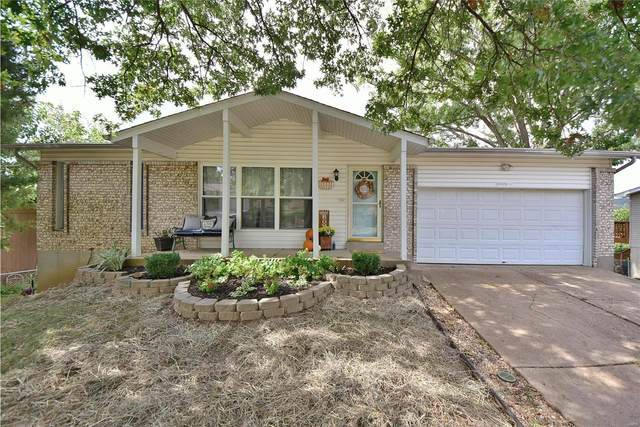 1009 Sunridge Trail W, Pevely, MO 63070 (#21072121) :: Parson Realty Group