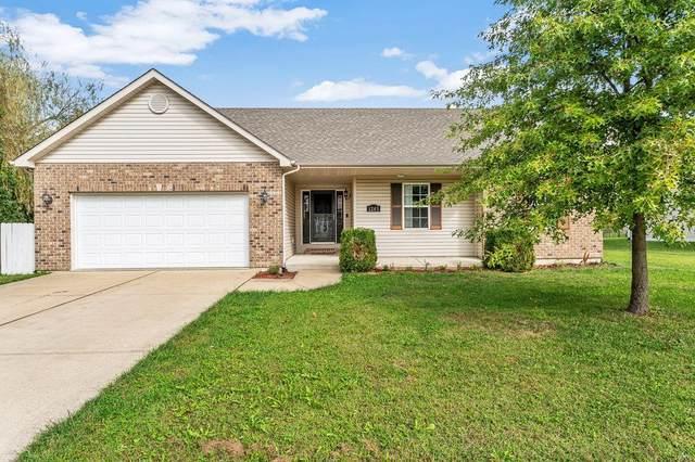 1245 Antique Lane, Mascoutah, IL 62258 (#21072122) :: Finest Homes Network