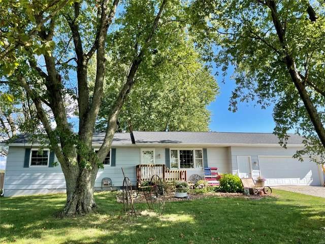 15064 Stratmeyer Trail, LITCHFIELD, IL 62056 (#21072148) :: Fusion Realty, LLC