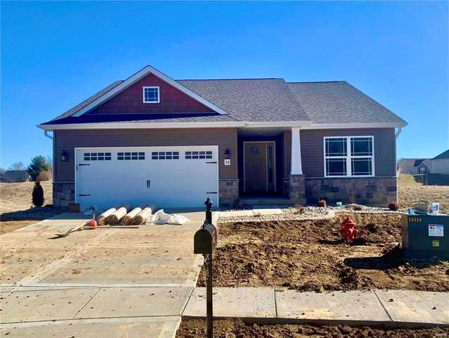 26 Cider Crest Court, Maryville, IL 62062 (#21072162) :: Terry Gannon | Re/Max Results
