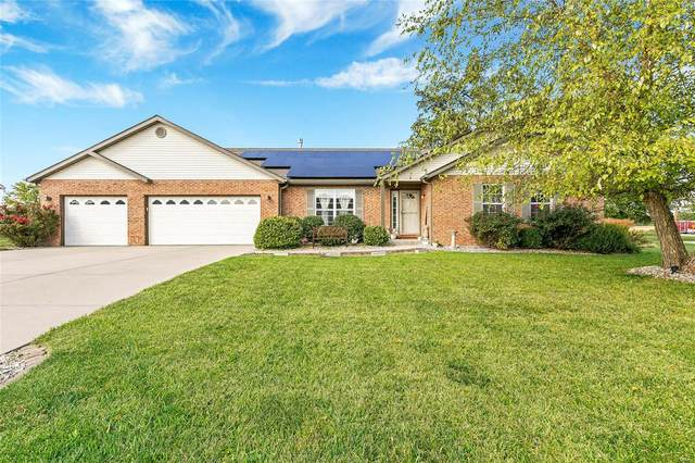 4831 Red Oak Drive, Waterloo, IL 62298 (#21072168) :: Fusion Realty, LLC
