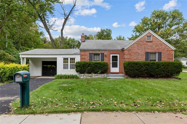 739 Oakland Avenue, St Louis, MO 63122 (#21072176) :: Reconnect Real Estate