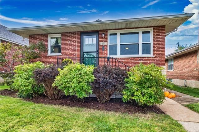 5670 Tholozan Avenue, St Louis, MO 63109 (#21072185) :: Jeremy Schneider Real Estate