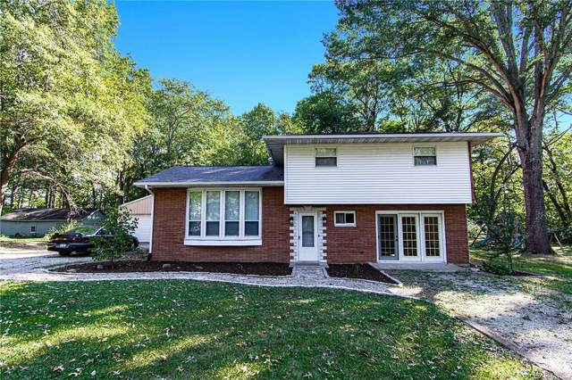 118 Westview Drive, Freeburg, IL 62243 (#21072187) :: Parson Realty Group