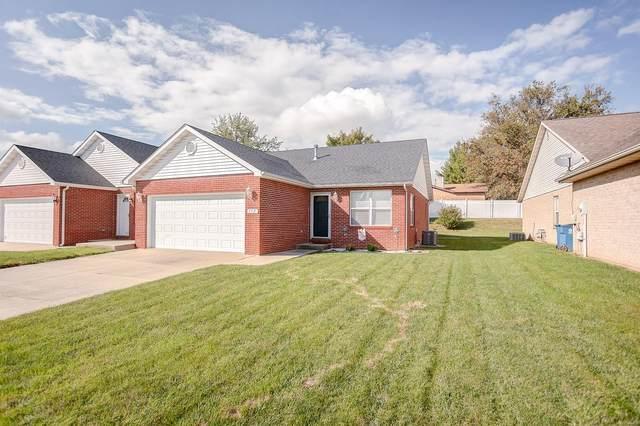 2237 Glenfield Drive, Belleville, IL 62221 (#21072216) :: Parson Realty Group