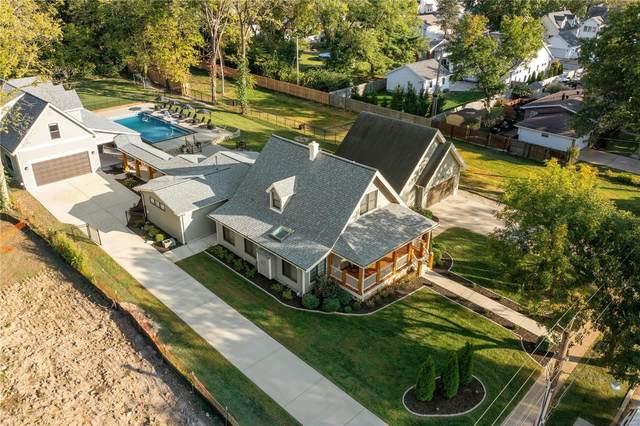 436 S Van Buren Avenue, St Louis, MO 63122 (#21072222) :: Reconnect Real Estate