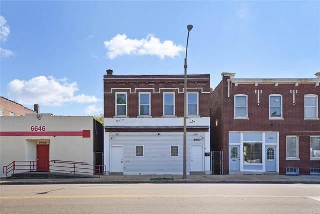6650 Gravois Avenue, St Louis, MO 63116 (#21072309) :: Parson Realty Group