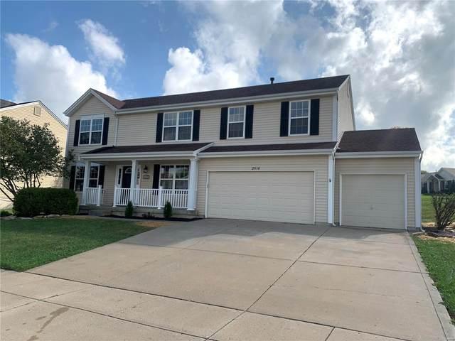 2510 Bear Creek Drive, Wentzville, MO 63385 (#21072329) :: Matt Smith Real Estate Group