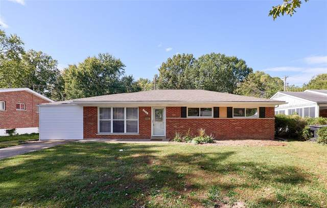 1501 Mendell Drive, University City, MO 63130 (#21072332) :: Blasingame Group | Keller Williams Marquee