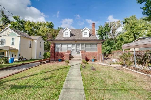 408 E 14th Street, Alton, IL 62002 (#21072349) :: Reconnect Real Estate